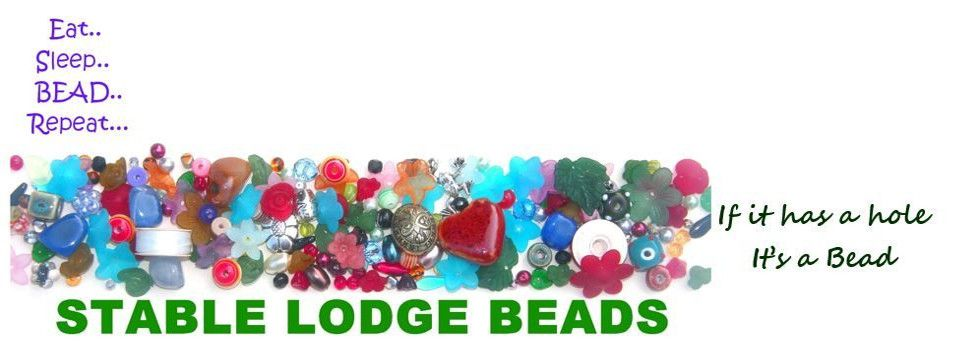 Stable Lodge Beads Logo